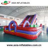 Parcours de combattant gonflable géant pour des gosses, obstacle de flottement gonflable