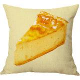 Питание фрукты печать хлопок постельное белье подушки сиденья Дома творчества наволочку