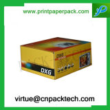 Casella di carta impaccante della macchina fotografica su ordinazione rigida con la stampa di marchio