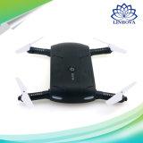 Bourdons pliables de bourdon de Fpv Quadcopter Selfie de WiFi de compas gyroscopique de H37 Elfie mini avec l'hélicoptère de bourdon de l'appareil-photo HD RC