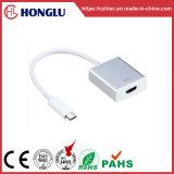 Weibchen HDMI zum männlichen Typen-c Konverter