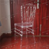 Используемая Yc-As76 мебель гостиницы Wedding прозрачный пластичный стул поликарбоната