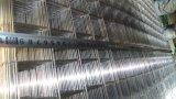 Alta calidad de malla de acero galvanizado recubierto de zinc pesada malla de alambre soldado