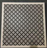 CNC van het Ontwerp van de manier Scherp Aluminium Geperforeerd Plafond voor Binnenhuisarchitectuur