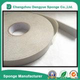 Contra superfícies irregulares ignifugação de ruído húmido esponja auto-adesiva fita de vedação de espuma de borracha