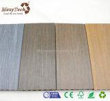 Decking composito di plastica di legno esterno ecologico del legname di nuova tecnologia