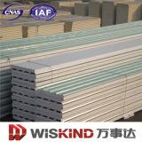 Isolierzwischenlage-Panel mit ENV, PU, Rockwool Kern-Materialien