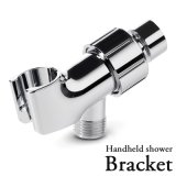 Composants universel de la douche douche réglable Support de tête de fixation du bras de douche