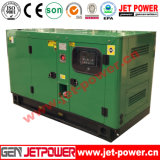 генератор двигателей звукоизоляционного тепловозного генератора 15kVA китайский