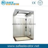 Elevación Titanium del pasajero del acero inoxidable del espejo de la buena calidad