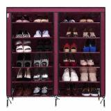 حذاء يبيطر خزانة [رك ستورج] [لرج كبستي] منزل أثاث لازم [ديي] بسيطة [بورتبل] حذاء من ([فس-05ا])