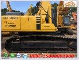 Fournisseur de la Chine des excavatrices utilisées de KOMATSU PC200-6 d'excavatrice à vendre