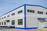 Schneller Installations-Kauf-strukturelles Zelle-Stahllager mit Laufkran