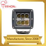 Luz do trabalho do diodo emissor de luz do trator do CREE da alta qualidade 18W para o carro