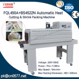 Het automatische Knipsel van de Hitte & krimpt de Machine van de Verpakking (FQL450A+BS4522N)