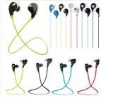 Écouteurs stéréo de basse d'écouteur de Bluetooth d'écouteur de sport de Bluetooth
