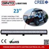 """23 """" 높은 산출 4X4 Offroad 크리 사람 LED 표시등 막대 (GT3400-144W)"""