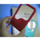 Карманный увеличитель освещенный СИД увеличивая кредитной карточки карточки чтения Hw-212PA