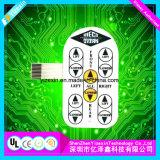كهربائيّة محبوبة طباعة دارة يقبّب معدن لوحة أرقام مفتاح