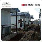 Haltbares Fertigstahlrahmen-Ausgangslandhaus-Haus