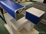 Машина маркировки лазера пробки металла RF СО2 для одежд флористических