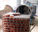El vinagre y salsa de soja de llenado de lavado de la máquina de sellado