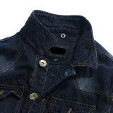 熱い販売の方法人のためのカスタムデニムのジャケット