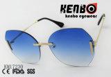 Óculos de moda com lente sem caixilho Km17230
