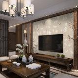 新しいデザイン居間の装飾の背景の壁