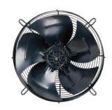 O motor do ventilador axial