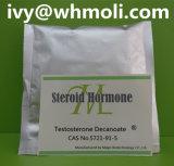 Testosterona esteroide sin procesar Decanoate del CAS 5721-91-5 del polvo de la inyección de la pureza elevada
