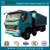 HOWO A7 10wheel 20m3のダンプトラック25tonsのダンプカートラック