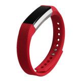 De in het groot Gemengde RubberArmbanden van de Manchetten van het Silicone van Kleuren Lege voor Fitbit Alta