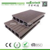 Strati di plastica di legno di Decking del composto WPC (140H30)