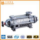 D, pompa centrifuga a più stadi ad alta pressione della DG