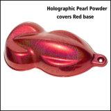 Laser-silbernes ganz eigenhändig geschriebes Perlen-Lack-Spiegel-Chrom-Pigment-Puder