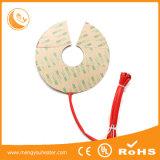 Подогреватель силиконовой резины высокого качества плоскостности гибкий