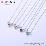 44424 Xuping amerikanische Diamant-Halsketten-Kristalle Swarovski von der fantastischen Halskette