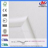 Portello più bianco di rivestimento dell'iniettore di Architrave di legno liscio (JHK-SK03-2)