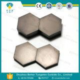 Placa de cerámica/azulejo a prueba de balas del carburo B4c del boro/balísticos