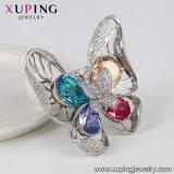 Xuping konzipiert spät Kristalle von den Swarovski Basisrecheneinheits-Frauen-Broschen