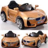 Das 2017 scherzt preiswertes Kind-elektrische Auto-Spielzeug Auto mit Licht