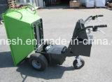 500kg de oruga de caucho Electric Mini Dumper/carretilla/Muck carretilla/Jardín Transporter/cargador/Mini Transporter/Crawler Dumper Ce