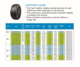 Neumático del coche de la marca de fábrica SUV de Lanwoo con el mejor LEOPARDO LSU99 del precio
