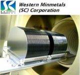 8 Категория IC один кристалл кремниевых полупроводниковых пластин на западной Minmetals