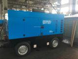 KAISHAN BKCY-15/13 remorque Yuchai moteur diesel monté sur la vis du compresseur à air
