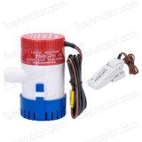 12V 24В постоянного тока насоса подсланевых вод мини погружение насос с помощью переключателя плавающего режима