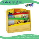 Les enfants des écoles du grain du bois d'érable Styling Livres étagère (HG-4703)