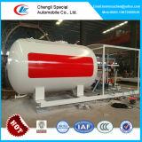 5000liters LPGの分配システムが付いている満ちるプラントLPG貯蔵タンク