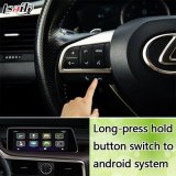 4-kern zet Androïde Navigatie 6.0 twee-in-Één Eenheid voor 2014-2017 Lexus Rx om